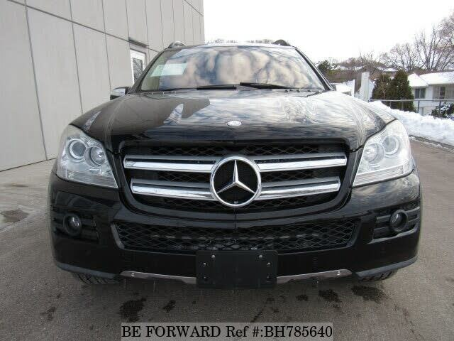 Used 2009 MERCEDES-BENZ GL-CLASS BH785640 for Sale