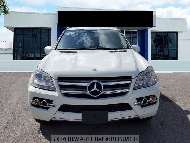 Used 2010 MERCEDES-BENZ GL-CLASS BH785644 for Sale