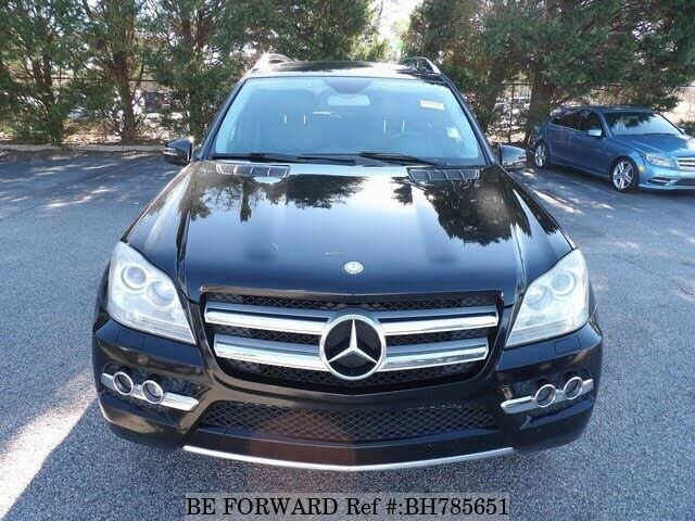 Used 2011 MERCEDES-BENZ GL-CLASS BH785651 for Sale