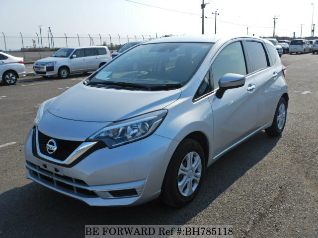 Used 2018 NISSAN NOTE BH785118 for Sale