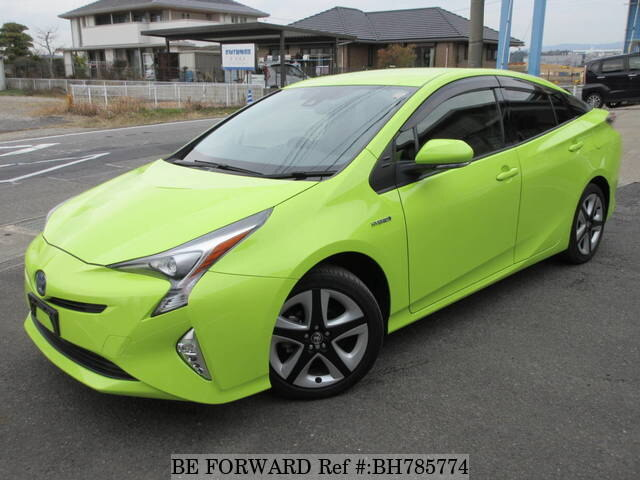 Used 2016 TOYOTA PRIUS BH785774 for Sale