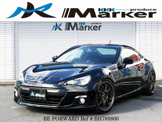 Used 2012 SUBARU BRZ BH785800 for Sale