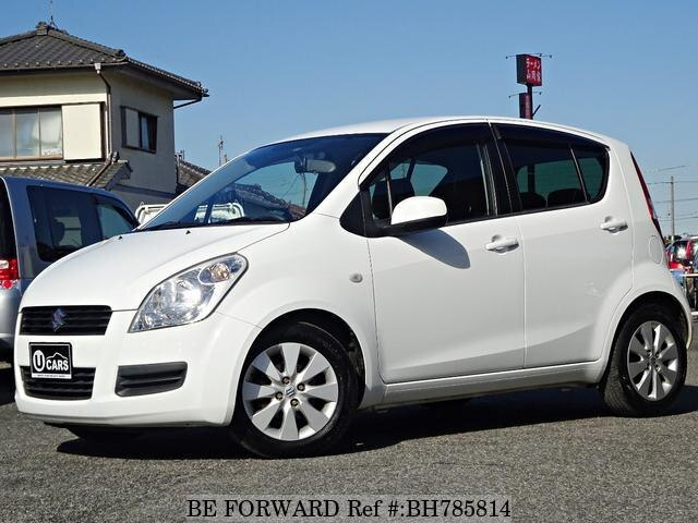 Used 2009 SUZUKI SPLASH BH785814 for Sale