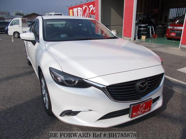 Used 2015 MAZDA ATENZA BH785878 for Sale