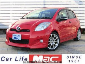 Used 2008 TOYOTA VITZ BH785884 for Sale