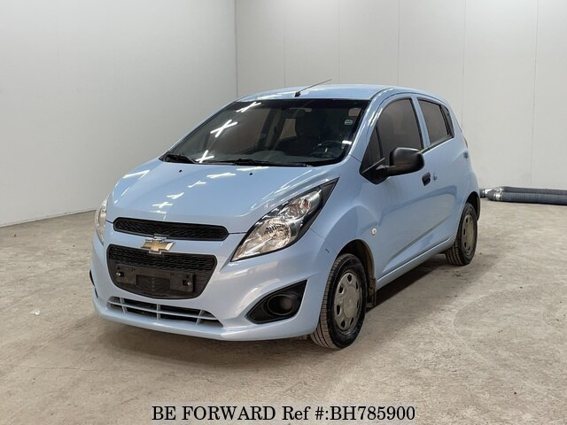 Used 2014 CHEVROLET SPARK BH785900 for Sale