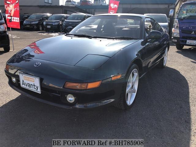 Used 1991 TOYOTA MR2 BH785908 for Sale