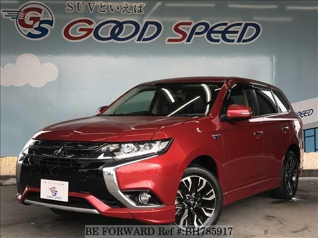 Used 2015 MITSUBISHI OUTLANDER PHEV BH785917 for Sale