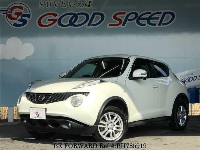 Used 2010 NISSAN JUKE BH785919 for Sale