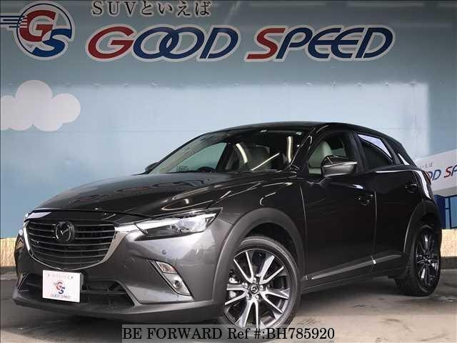 Used 2018 MAZDA CX-3 BH785920 for Sale