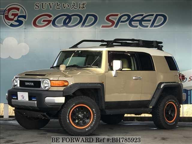 Used 2013 TOYOTA FJ CRUISER BH785923 for Sale