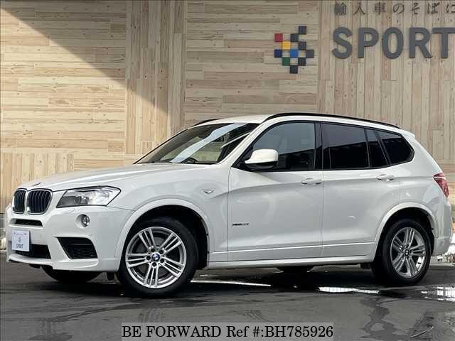 Used 2013 BMW X3 BH785926 for Sale