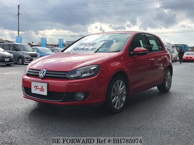 Used 2010 VOLKSWAGEN GOLF BH785974 for Sale