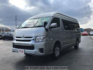 Used 2017 TOYOTA HIACE WAGON BH785979 for Sale