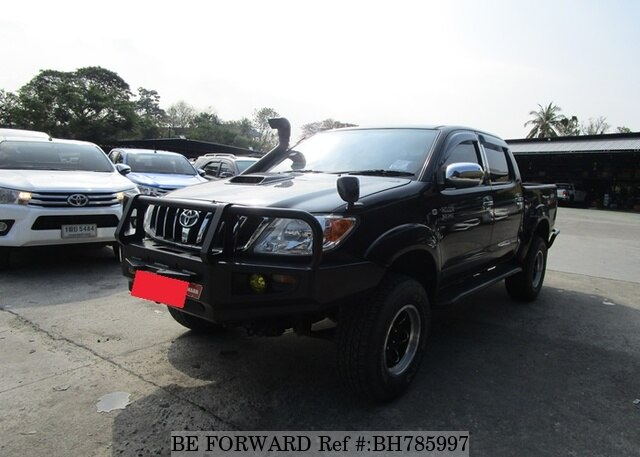 Used 2007 TOYOTA HILUX BH785997 for Sale