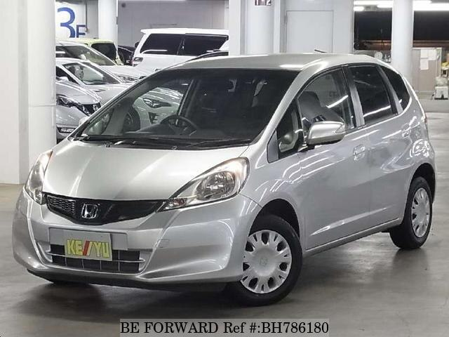 Used 2011 HONDA FIT BH786180 for Sale