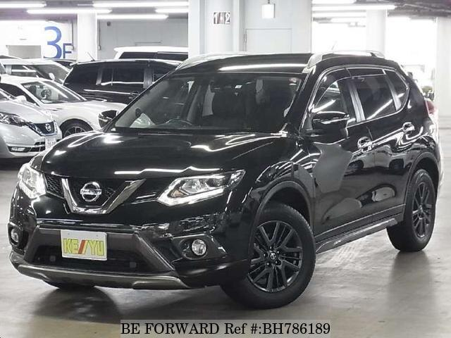 Used 2016 NISSAN X-TRAIL BH786189 for Sale