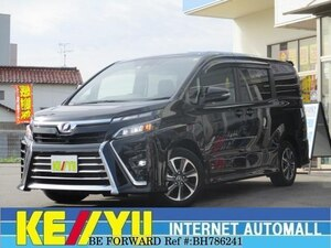 Used 2017 TOYOTA VOXY BH786241 for Sale