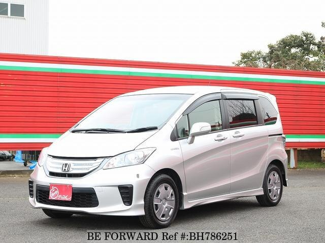 Used 2014 HONDA FREED HYBRID BH786251 for Sale