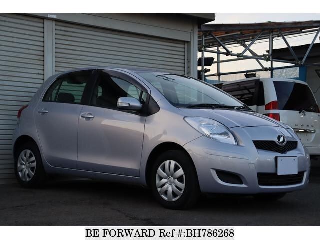 Used 2010 TOYOTA VITZ BH786268 for Sale