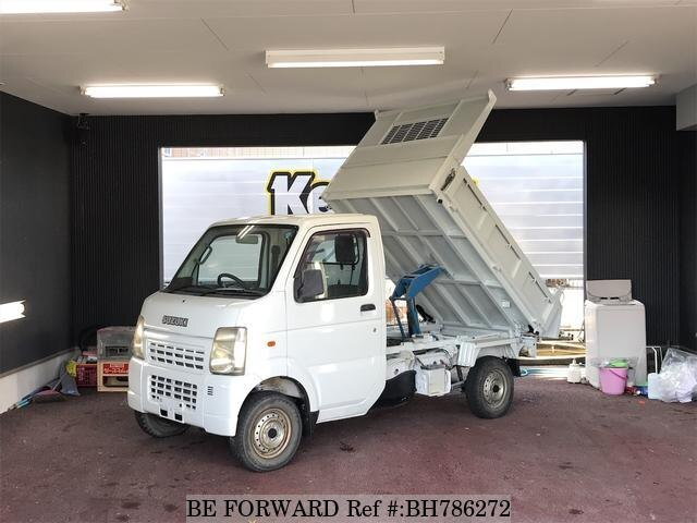 Used 2006 SUZUKI CARRY TRUCK BH786272 for Sale