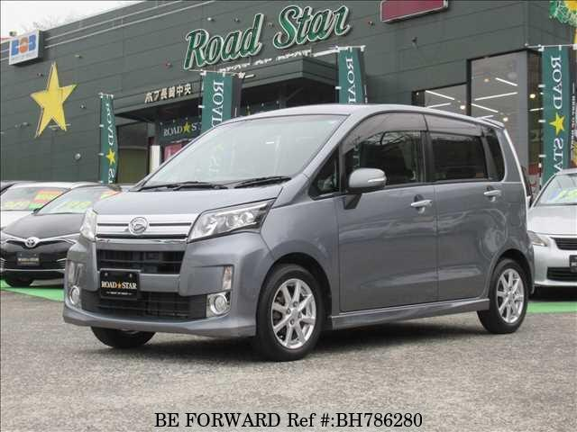 Used 2013 DAIHATSU MOVE BH786280 for Sale