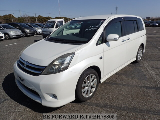 Used 2008 TOYOTA ISIS BH788057 for Sale