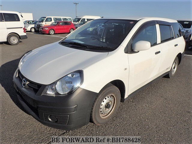 Used 2015 MAZDA FAMILIA VAN BH788428 for Sale