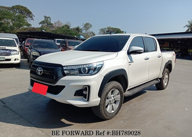 Used 2017 TOYOTA HILUX BH789028 for Sale