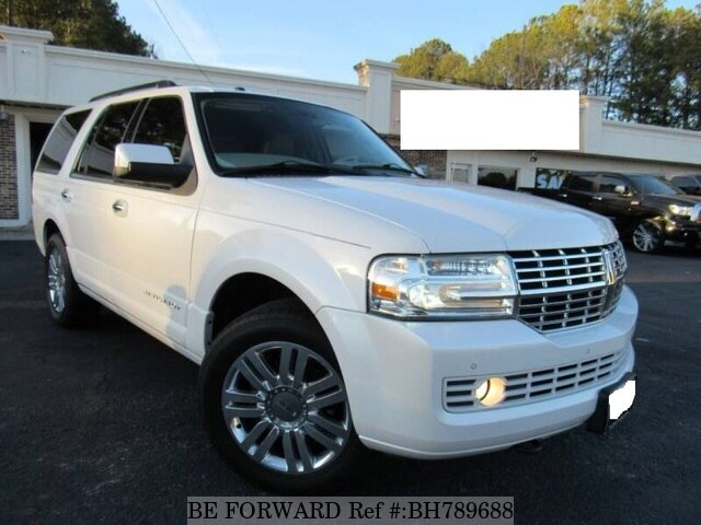 Used 2011 LINCOLN NAVIGATOR BH789688 for Sale