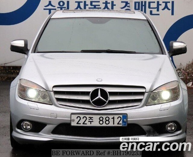 Used 2008 MERCEDES-BENZ C-CLASS BH790233 for Sale