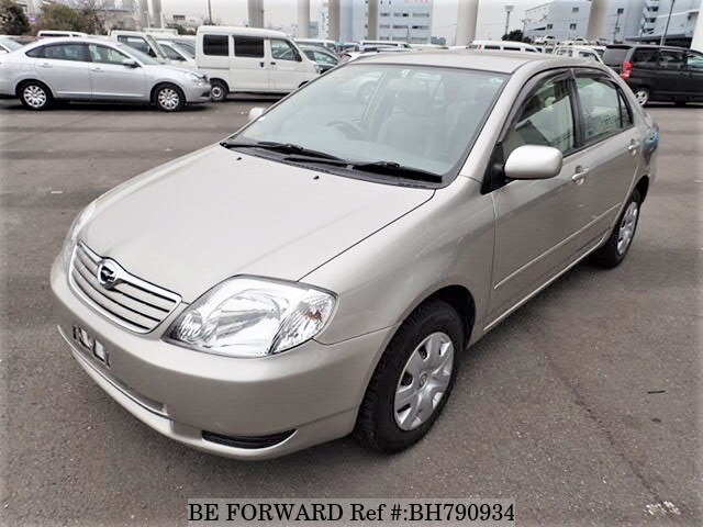 Used 2003 TOYOTA COROLLA SEDAN BH790934 for Sale