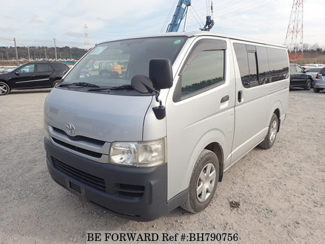 Used 2008 TOYOTA REGIUSACE VAN BH790756 for Sale