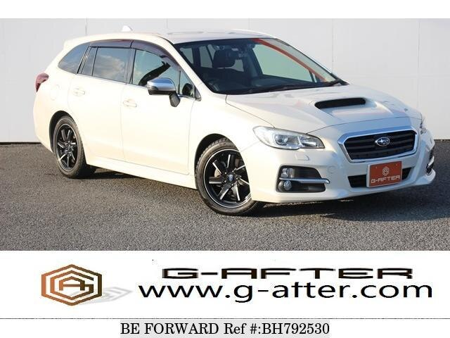 Used 2016 SUBARU LEVORG BH792530 for Sale