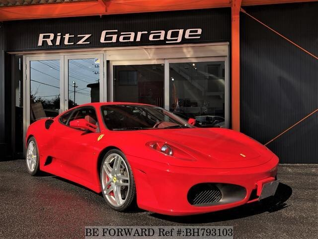 Used 2005 Ferrari F430 F430 For Sale Bh793103 Be Forward