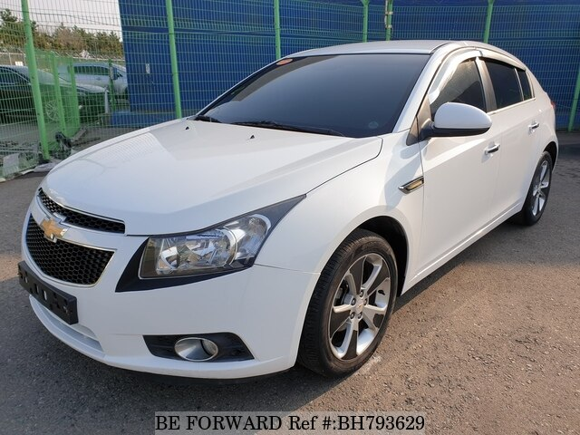 Used 2012 Chevrolet Cruze For Sale Bh793629 Be Forward