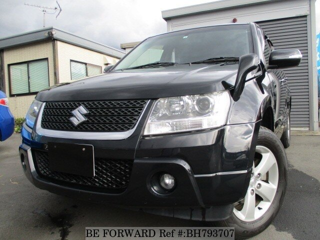 Used 2010 SUZUKI ESCUDO BH793707 for Sale