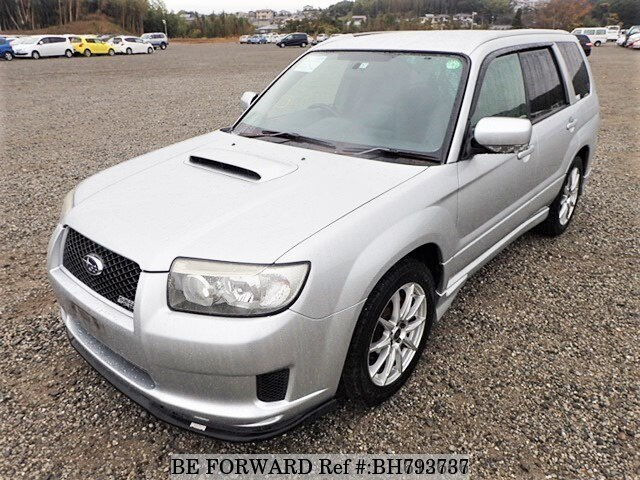 Used 2005 SUBARU FORESTER BH793737 for Sale