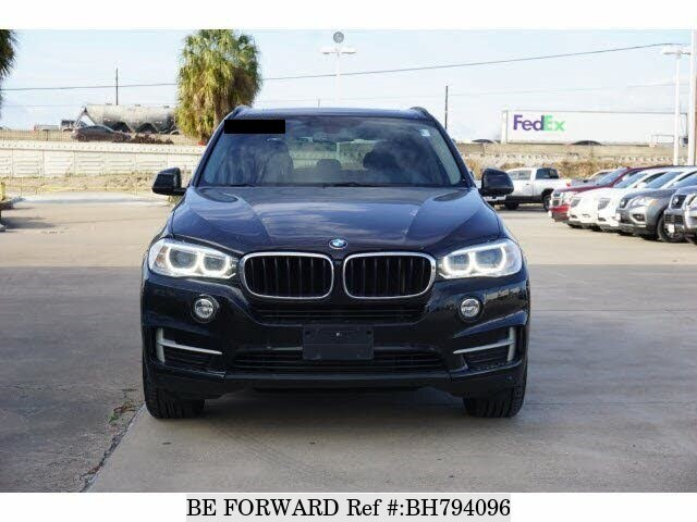 Used 2014 Bmw X5 Xdrive35i For Sale Bh794096 Be Forward