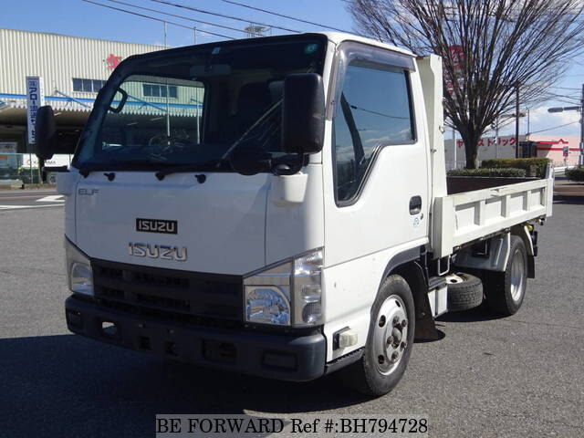 Used 2013 ISUZU ELF TRUCK BH794728 for Sale
