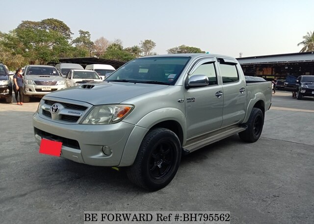 Used 2008 TOYOTA HILUX BH795562 for Sale