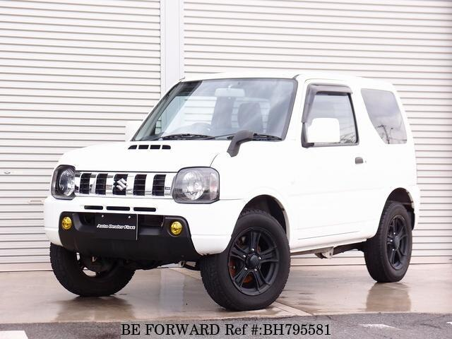 Used 2016 SUZUKI JIMNY BH795581 for Sale