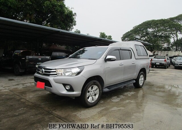 Used 2015 TOYOTA HILUX BH795583 for Sale