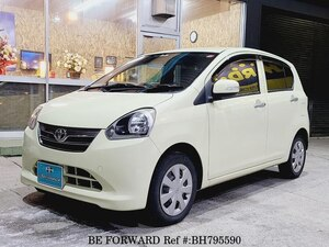 Used 2012 TOYOTA PIXIS EPOCH BH795590 for Sale