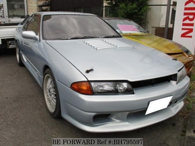 Used 1992 NISSAN SKYLINE BH795597 for Sale