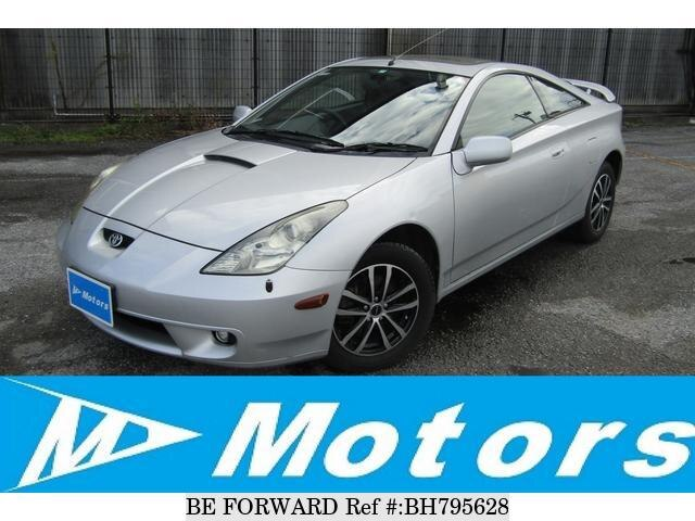 Used 2002 TOYOTA CELICA BH795628 for Sale