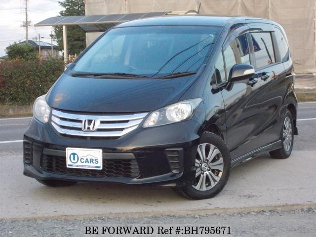 Used 2013 HONDA FREED BH795671 for Sale