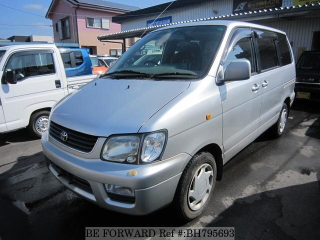 Used 2001 TOYOTA LITEACE NOAH BH795693 for Sale