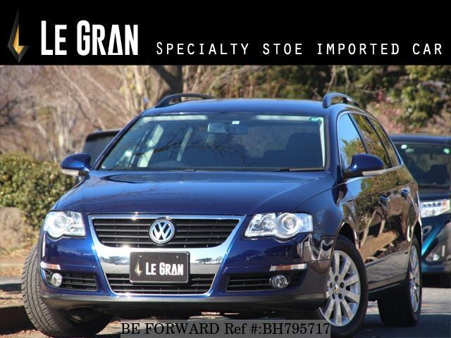 Used 2007 VOLKSWAGEN PASSAT VARIANT BH795717 for Sale