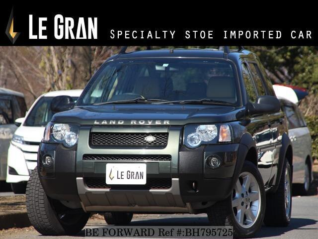 Used 2005 LAND ROVER FREELANDER BH795725 for Sale